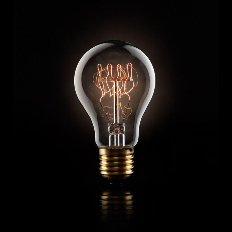Quad Loop Light By Hattie Hollins Beautiful Bulb Light Light Bulbs