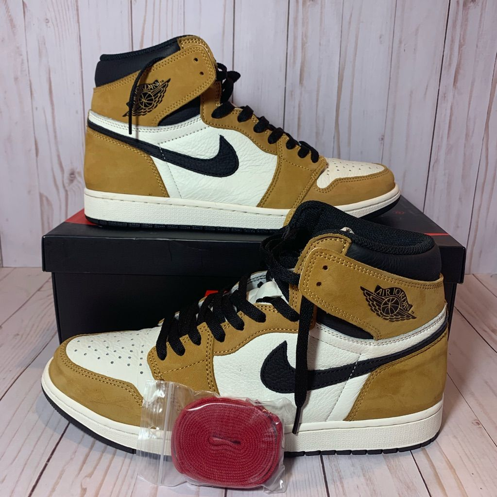 Jordan Shoes Nike Air Jordan 1 High Retro Rookie Of The Year
