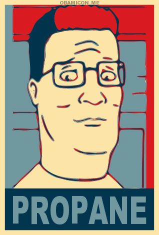 15 Times Hank Hill Was The King Of Propane And Propane Accessories