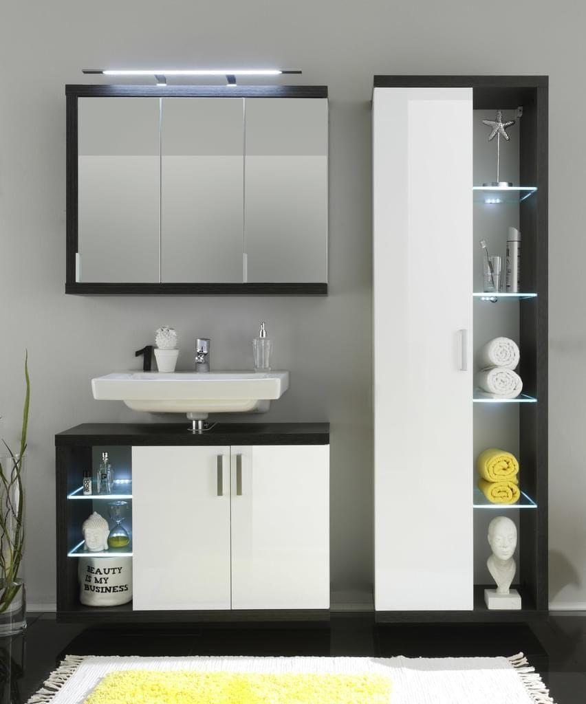 11 Trendteam Badspiegelschrank Modell Sunrise Real Eintagamsee