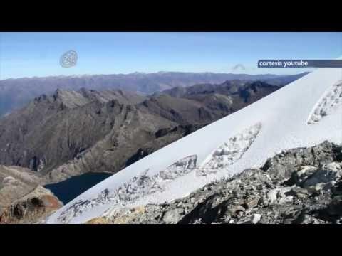 El Pico Bolivar corona de la Cordillera Andina Venezolana - YouTube