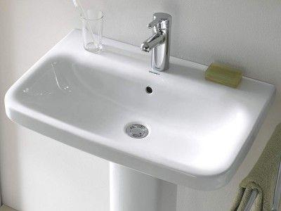 Duravit DuraStyle Waschtisch | Bathrooms | Pinterest | Duravit | {Doppelwaschtisch aufsatzwaschbecken duravit 47}