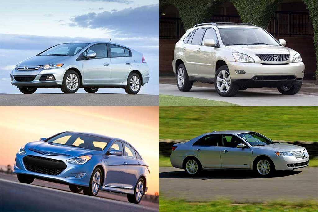 7 Great Used Hybrid Cars Under 10 000 For 2019 Hybrid Car Fuel