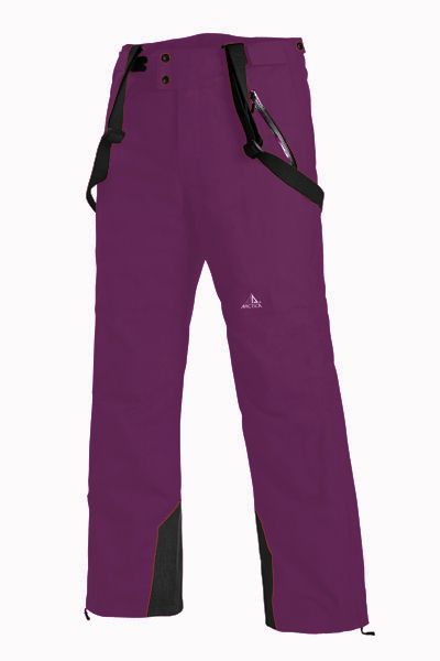 What You Want Full Side Zip Ski Pants In Every Color Of