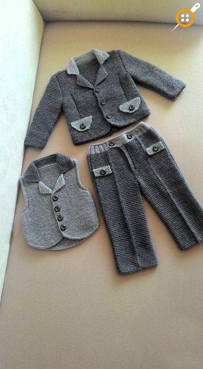 Baby Boy Strickhosen Modelle – Baby Hosen Strickmodelle – #bebe …