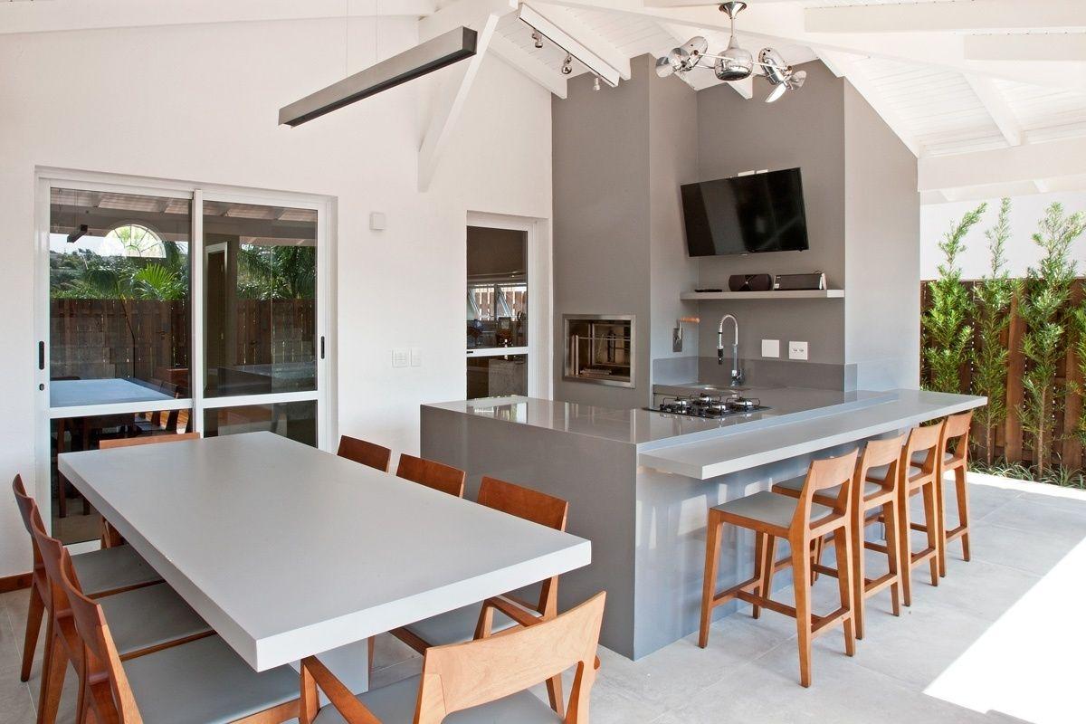 Resultado De Imagem Para Cozinha Integrada Com Area De Lazer Home