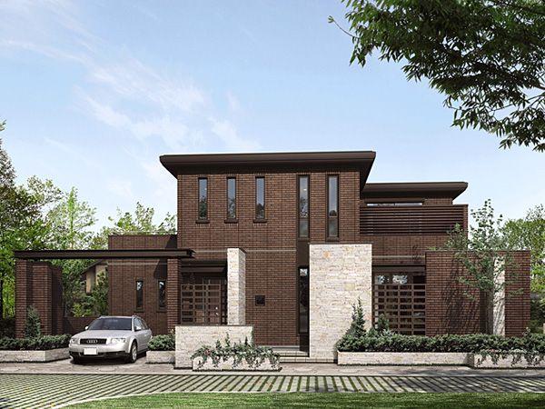 鉄骨系住宅 パルフェ レジデンスタイル プレミアムレッド 鉄骨 ホームウェア ハイム