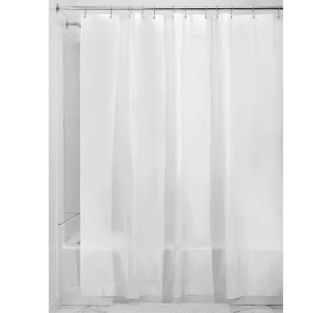 Amazon Com Interdesign Mildew Free Eva 5 5 Gauge Shower Liner