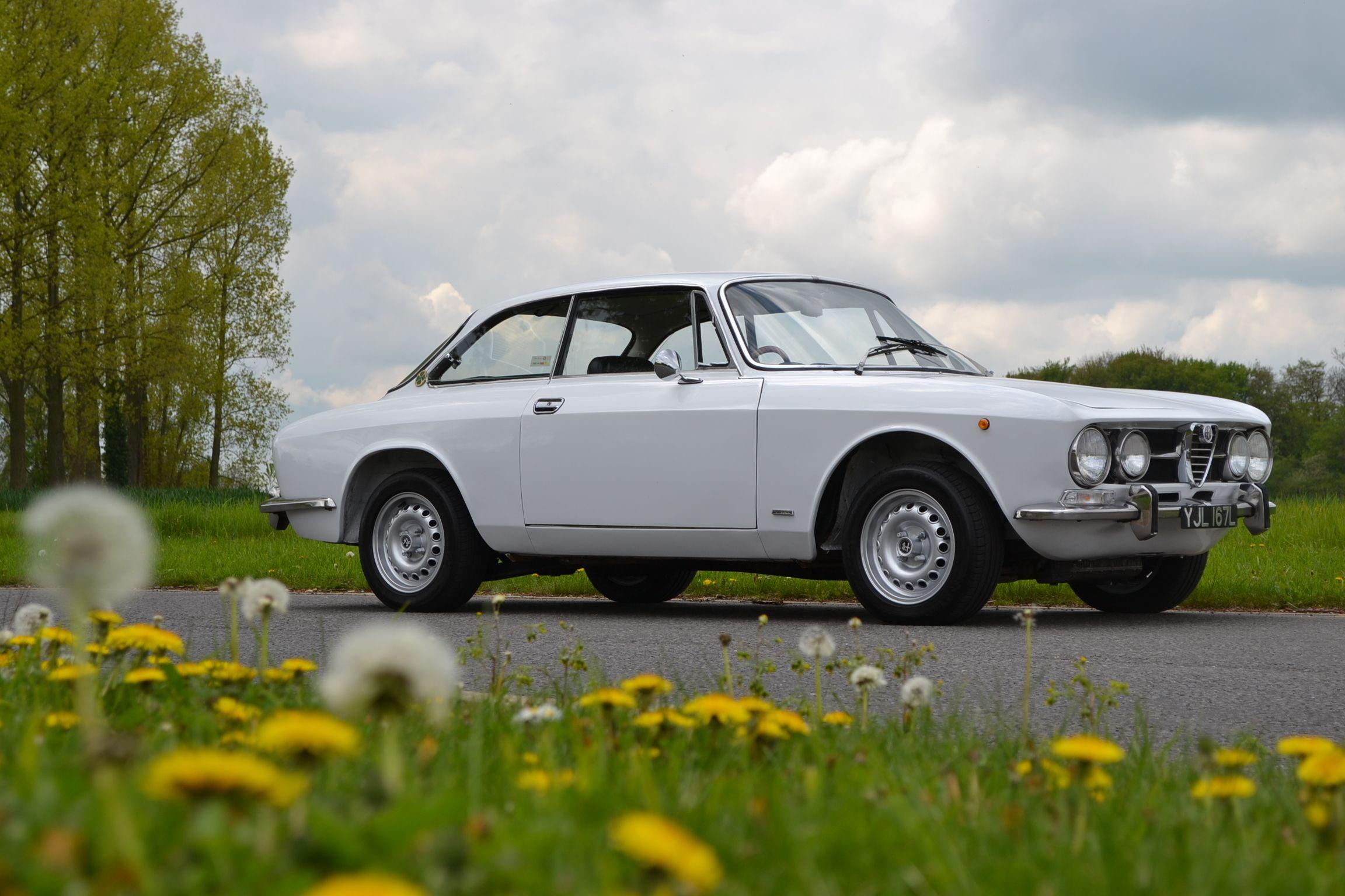 Alfa romeo 1750 gtv car classics - Alfa Romeo Giulia 1750 Gtv