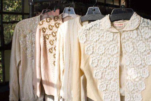 love this grouping of sweaters