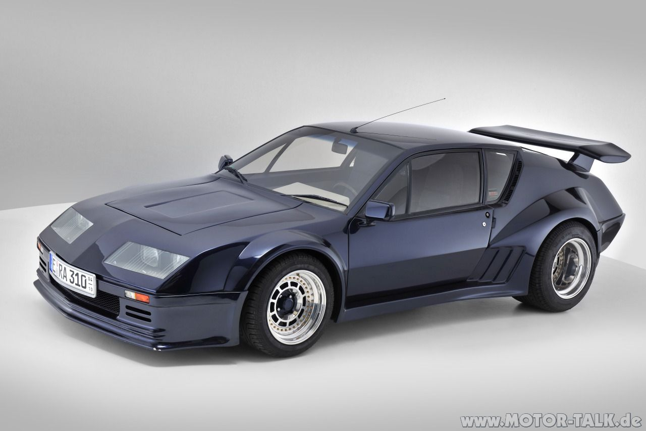 renault alpine a310 exotics cars automobile go kart. Black Bedroom Furniture Sets. Home Design Ideas