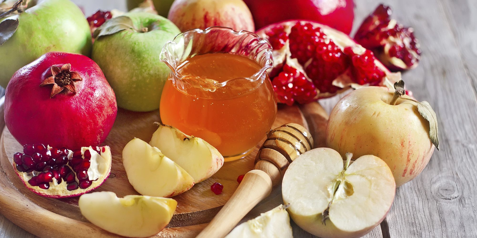 The Spiritual Meaning Of The Food On Your Rosh Hashanah Table