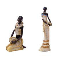 afrikanische figur frau afrikanische dekoration mit flair eine afrikanische figur ist immer. Black Bedroom Furniture Sets. Home Design Ideas