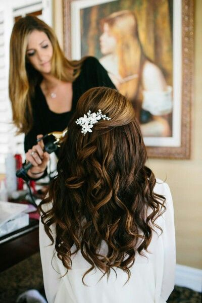 Pin By Ellen Dara On Wedding Things Pinterest Boda Cabello And