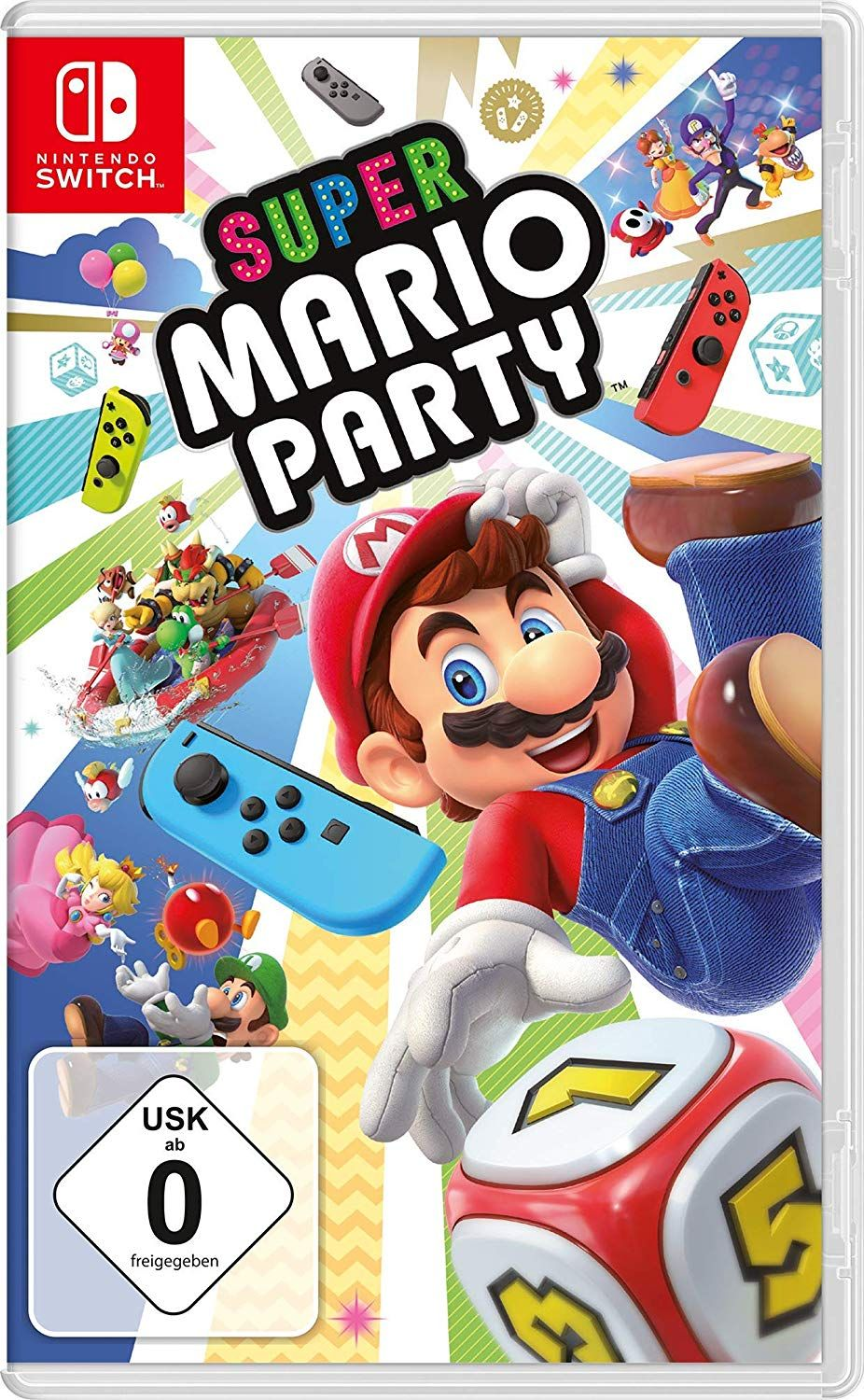Super Mario Party [Nintendo Switch] Welches Nintendo