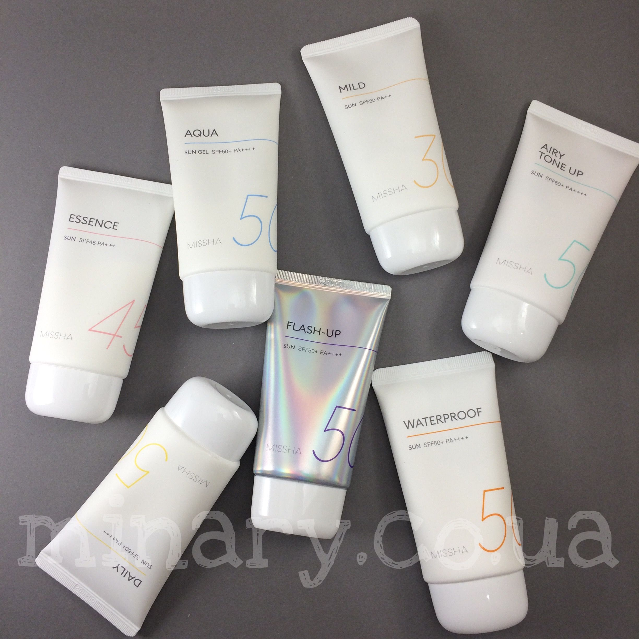 Missha All Around Safe Block Sun Sun Cream Missha Shampoo Bottle