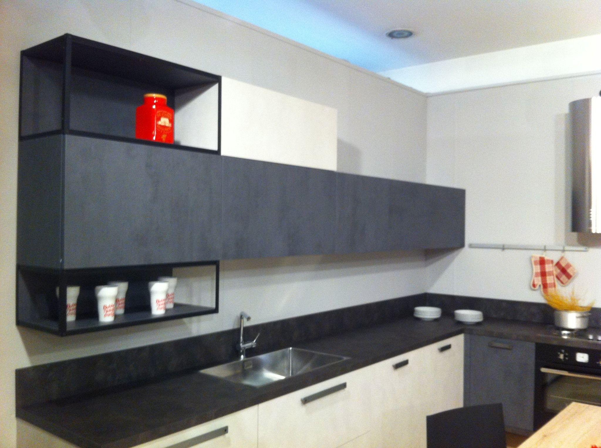 Nuova offerta nuova cucina con design metropolitano schio