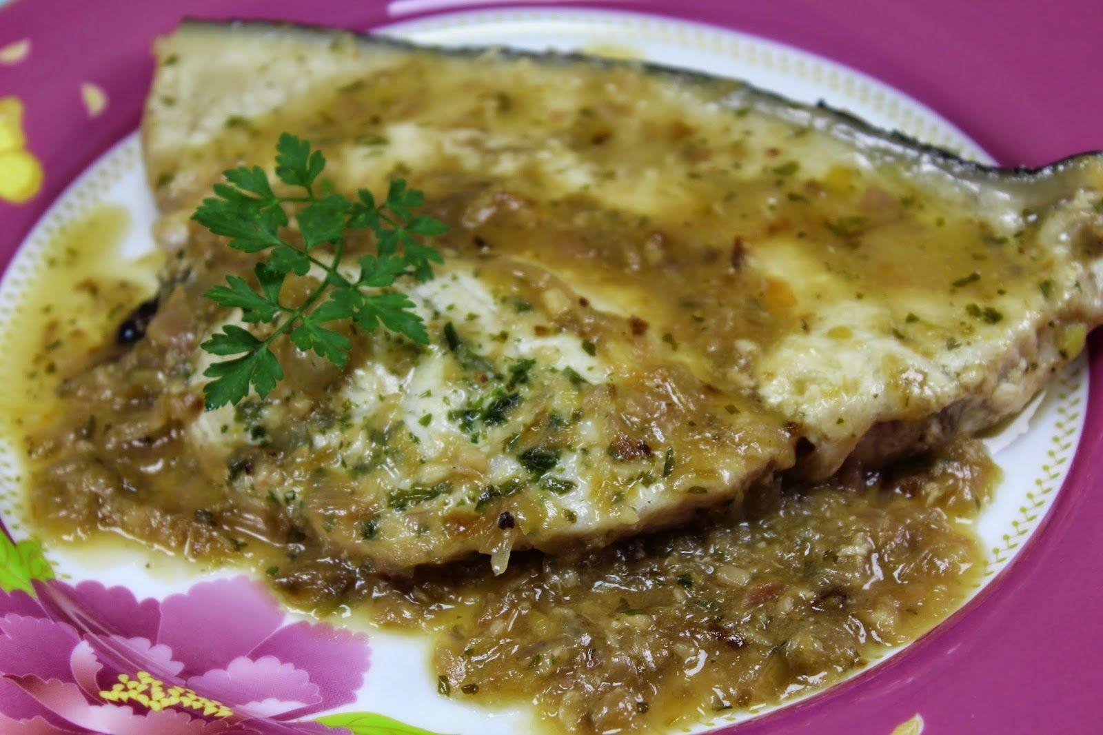 Como Cocinar Emperador | Pez Espada O Emperador Al Horno Ana Sevilla Olla Gm Cocina