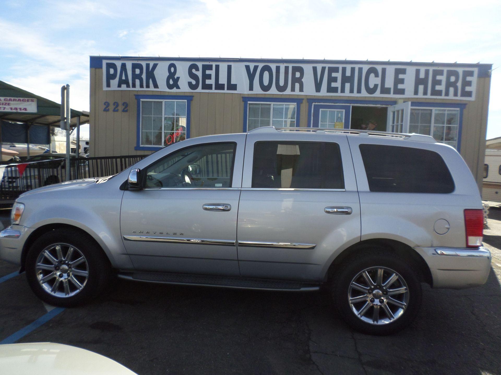 2007 Chrysler Aspen Limited Suv For Sale Aspen The Row