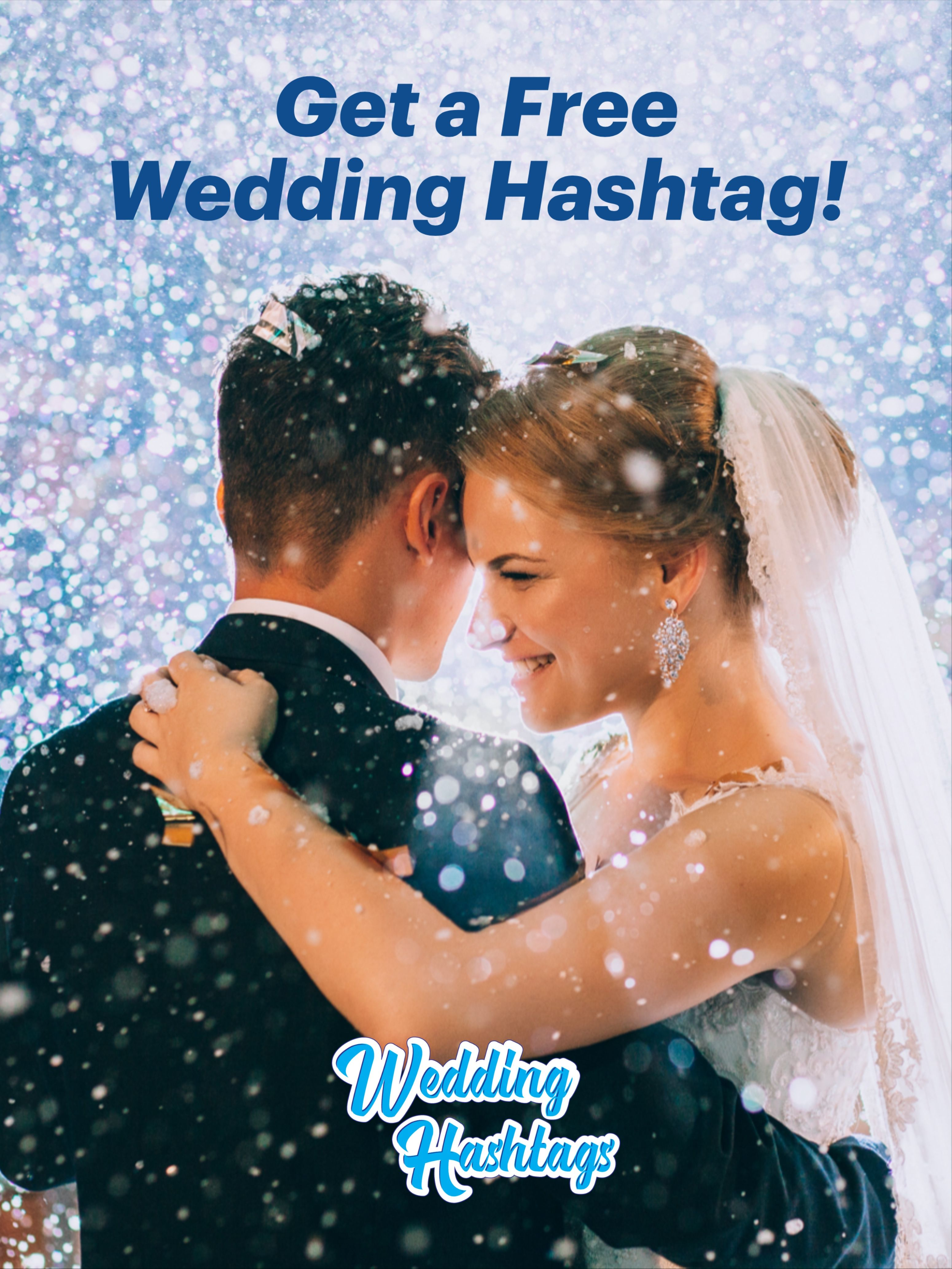 Free Wedding Hashtag Written by Pro Writers in 2020