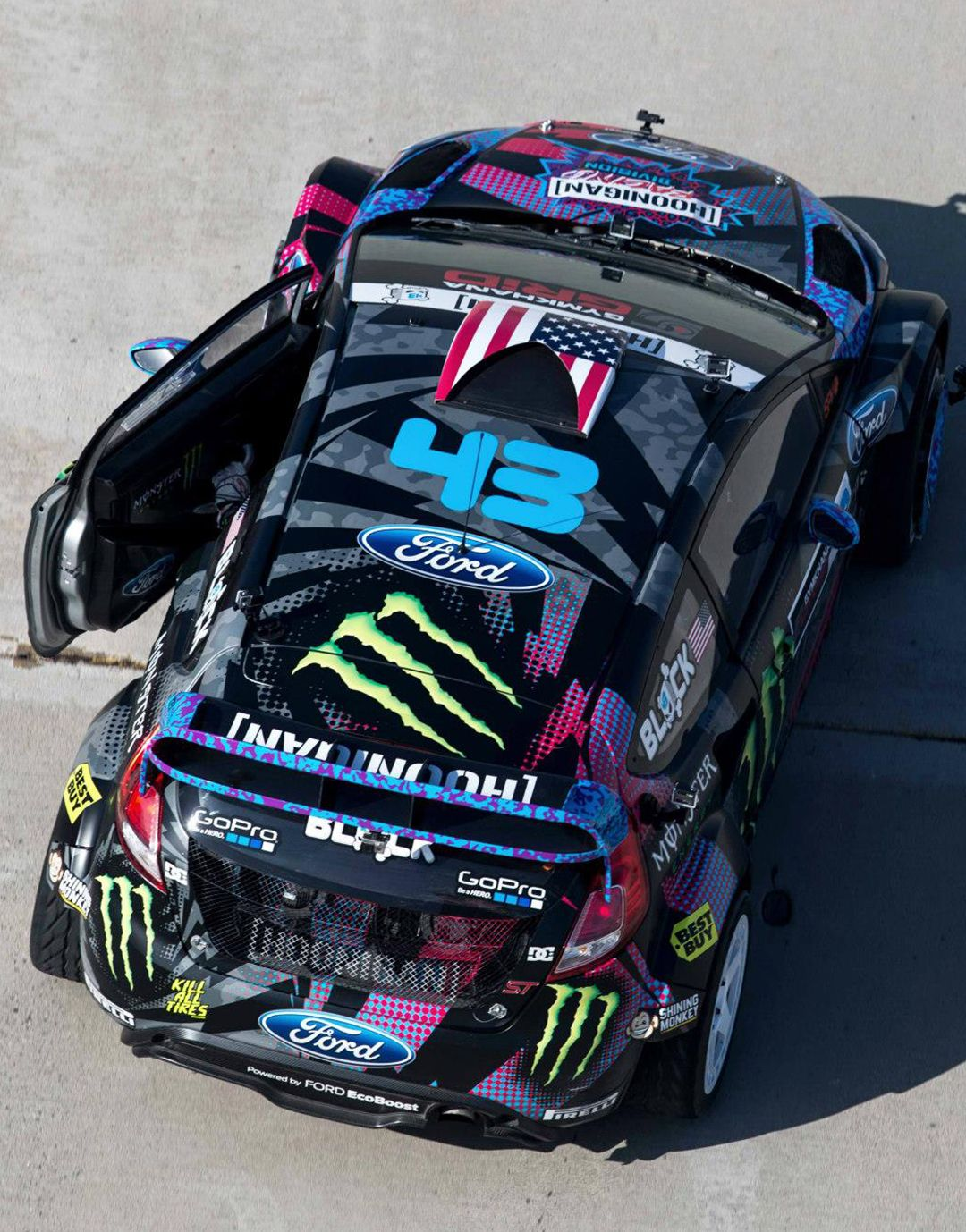 ken block rally pinterest voiture vintage and voiture. Black Bedroom Furniture Sets. Home Design Ideas
