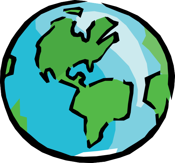 free world clip art world clip art church teaching ideas rh pinterest ca green globe free clipart world globe clipart free