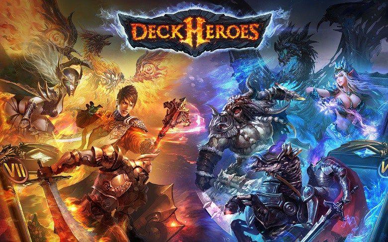 карточные игры герои