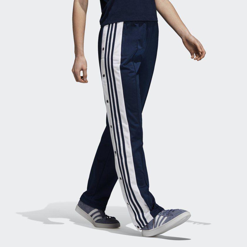 adidas navy joggers womens