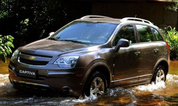 The Chevrolet Captiva Sport Made Its Debut Just About One Year Ago But It Is Back In The News Due To Fa Chevrolet Captiva Sport Chevrolet Captiva Captiva Sport