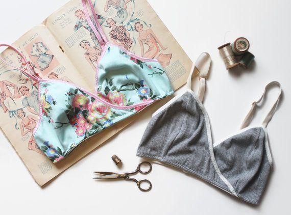 Free Bralette Pattern - Bing images | OCC Shoebox | Pinterest ...