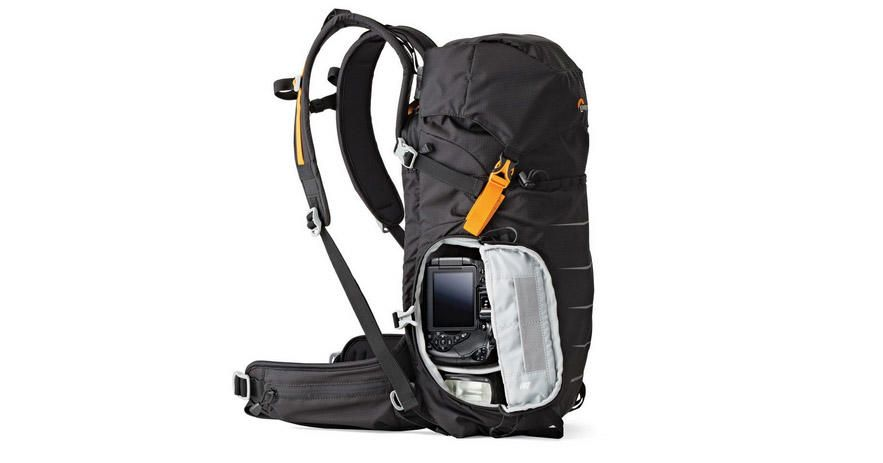 Lowepro Hiking Camera Backpack Front View