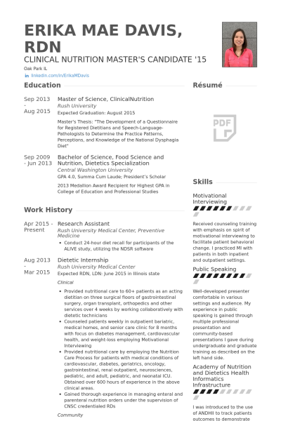 Research Assistant Resume Example Medical Assistant Resume Education Resume Good Resume Examples