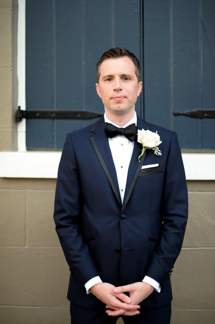 More Than Just Your Average Suit: Real Grooms Who Did it Right ...