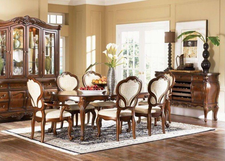 Comedores elegantes clasicos buscar con google for Muebles de comedor elegantes