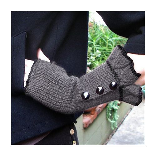 Fingerless Mitts And Gloves Knitting Patterns Gloves Ravelry And