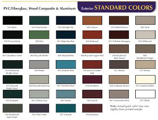 Shutter Colors For Brown Brick House Wooden Exterior Styles And Types