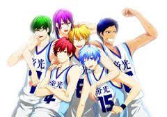 Kuroko no basket #Generation of miracles