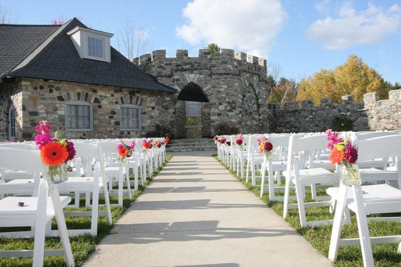 Castle Weddings | Wedding photo gallery, Michigan wedding ...