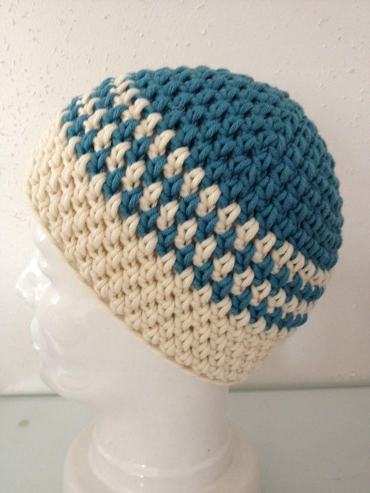 Häkeln Mütze Aus Hatnut Xl Von Pro Lana Häkeln Pinterest