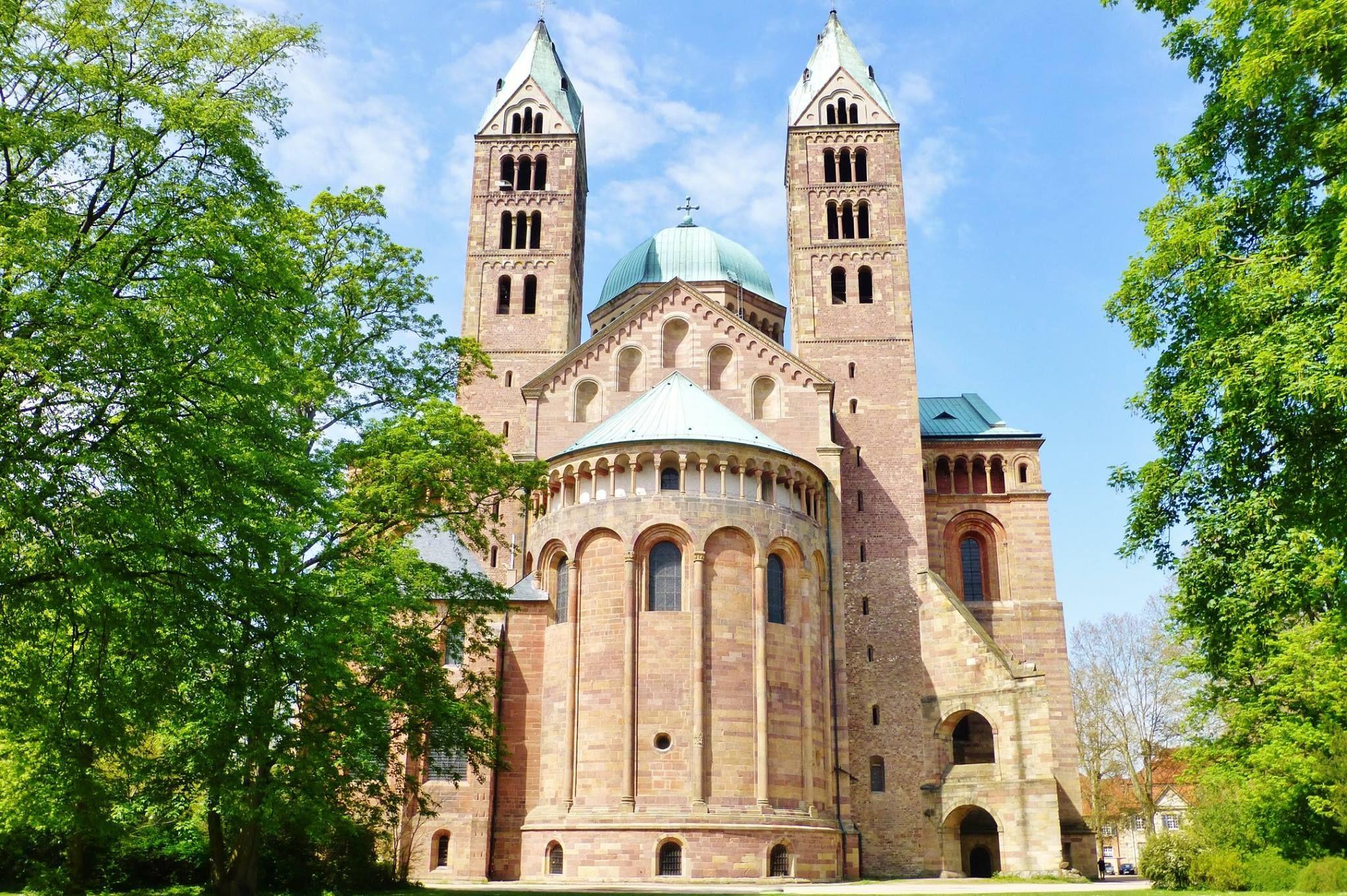 Pin Von Liliane Kaiser Auf Speyer Speyer Kirchen