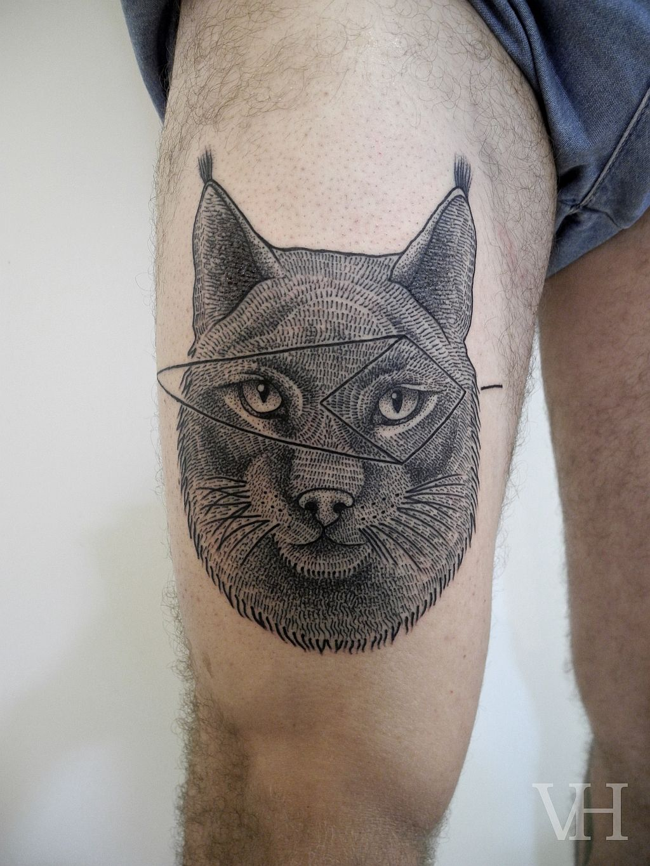 Pin eulen tattoo bedeutungen f on pinterest - Katzen Tattoo