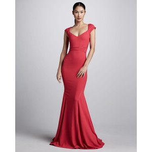 1000  images about Zac Posen Gowns ~ No Words... on Pinterest ...