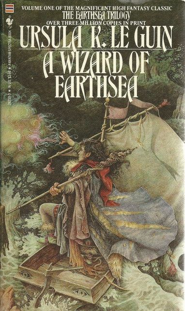 Image result for earthsea book cover