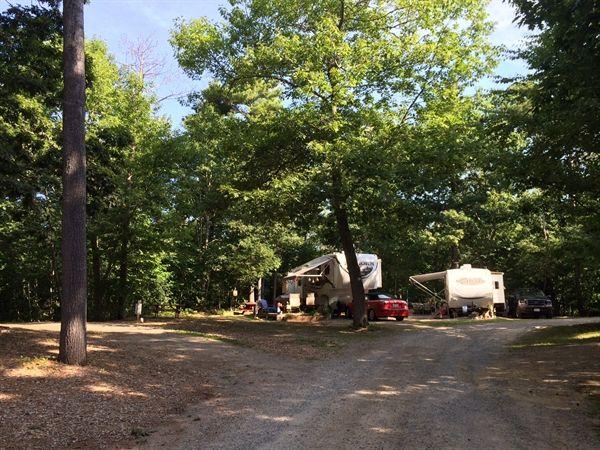 "York Beach Camper Park in Maine - Described as ""a hidden ..."