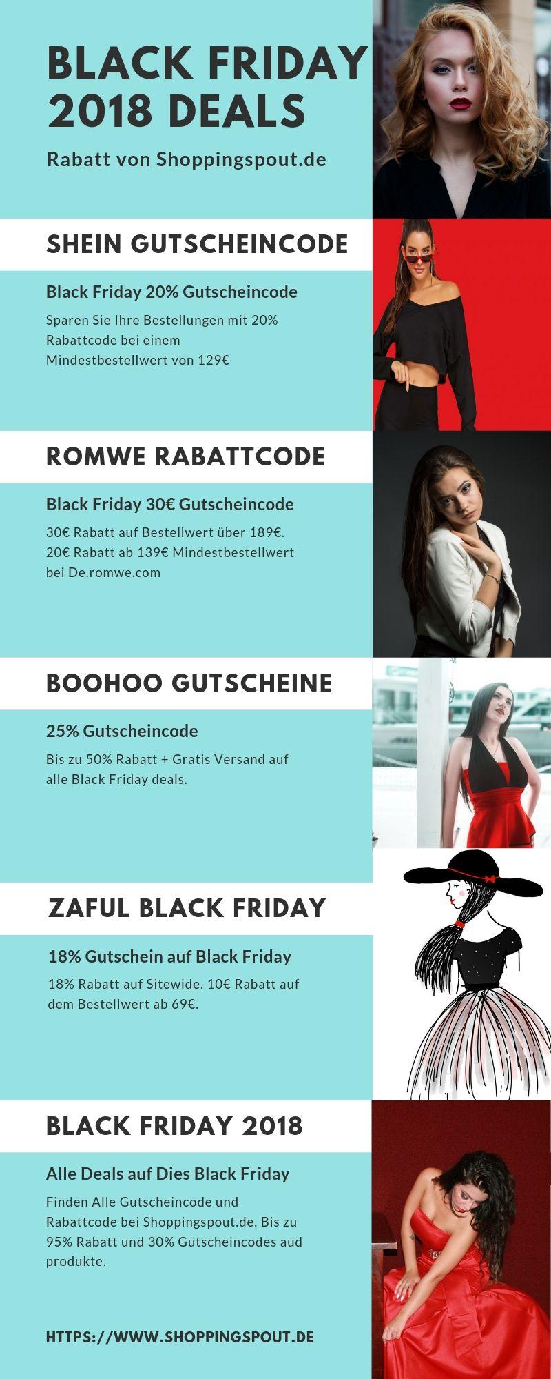 Top Black Friday 2018 Rabattcode Und Deals Bei Shoppingspout De