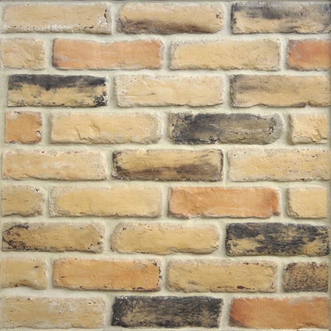 Alpha Brick for Walls, Rustic, Old Chicago | Brick a wall / floor ...