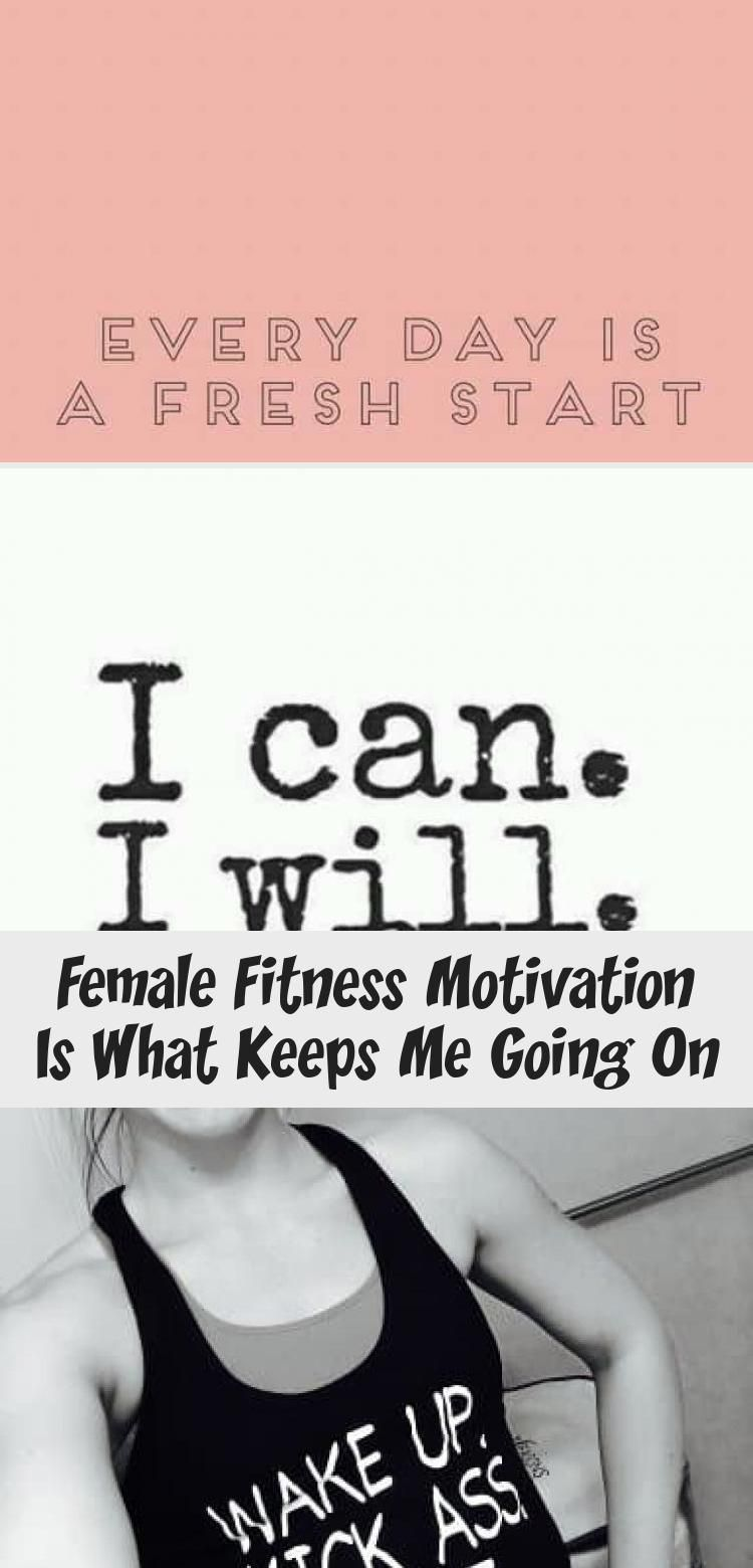 #Female #fitness #motivation is what keeps me going on #home_workouts #womensfitnessinspirationLifes...