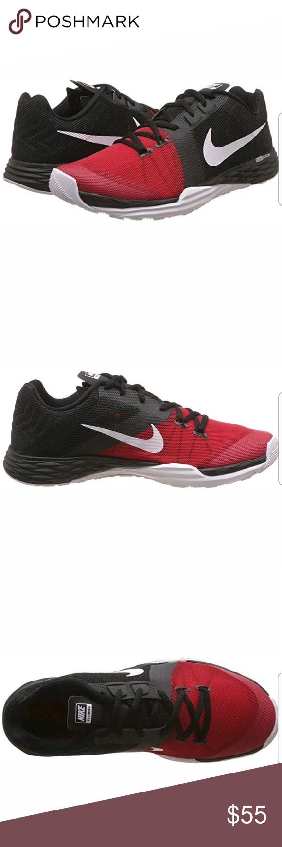 Subvención Ya que Berenjena  NIKE?TRAIN PRIME IRON DF RED/BLACK 832219 002 NEW WITHOUT BOX MENS?SIZE?7  NIKE?TRAIN PRIME IRON DF?SHOES RED /BLACK /WHITE 1… | Nike men, Shoes  trainers, Shoes