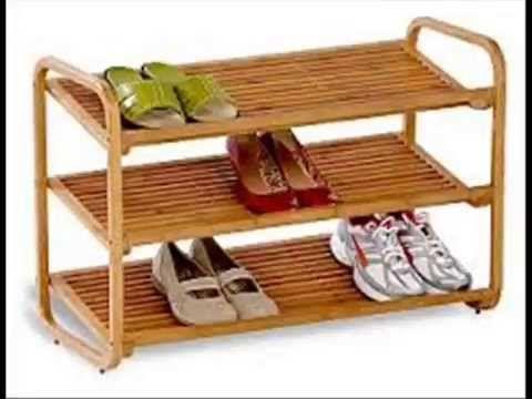 Como hacer un organizador de zapatos casero 2 organizadores pinterest organizador de - Como hacer un organizador de zapatos casero ...