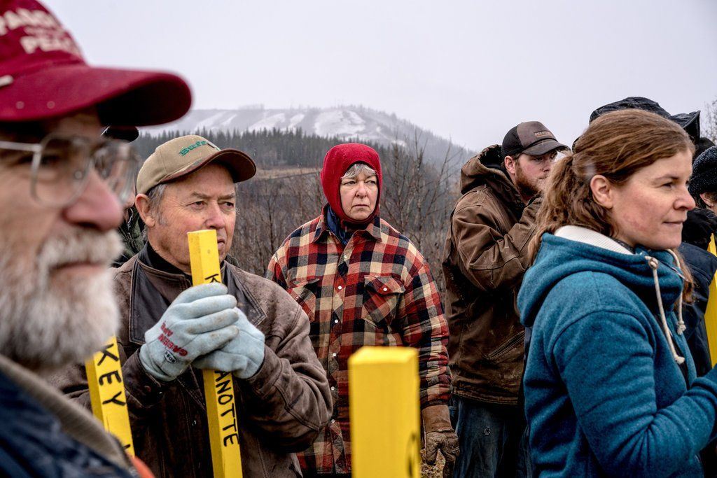 A fight over a hydroelectric project in British Columbia is pitting the government against a public demanding greater rights and political transparency.